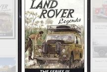 Defender Serie III / Land Rover from 1971 till 1983