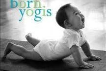 little yogis / by Linda Hill