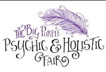 The Big Purple Psychic and Holistic Fair / The Big Purple Psychic and Holistic Fair Held three times a year in Chessington. Feb, June & October.