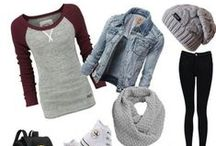 School outfit ideas / Outfit scuola