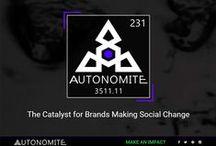 Web Design by Autonomite