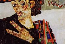 Egon Schiele the Painter / The Painter