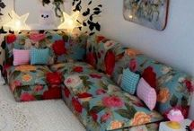 Miniature diy room / Mini furniture