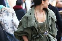 Street Style / by Stephanie Jovanovic