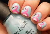 Makeup and nails <3 / Makeup and nails / by Kayla