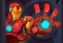 Iron Man  / Arriba la tercera entrega d'un dels superherois més apreciats pels fans de Marvel, Iron Man 3