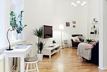 INTERIOR / my type of living spaces / lifestyle.