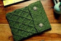 Gadget coveres / iPad, kindle and all other tablets covers designed by me, patterns are in my Ravelry store