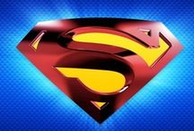 Superman Man of Steel / Probably the best super hero of the history