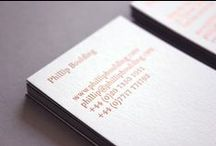 editorial//business card / by Charlotte C.
