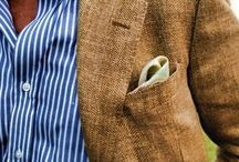Casual Style / Men's style from jeans to sport coats.  / by M.L.C.