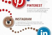 Infographics We Like #socialmedia / 2013 called, they want their infographics back.
