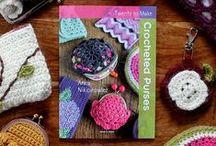 Crochet by Anna Nikipirowicz / Collection of crochet accessories designed by me: www.moochka.co.uk