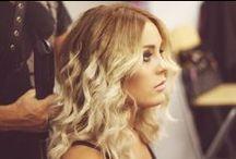 Hair hair hair! #socialmedia / Big, beautiful, luxurious, soft hair...