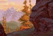 Animation   Layout & Backgrounds