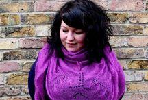 Knits by Anna Nikipirowicz / Knits designs by me. www.moochka.co.uk