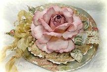 Spellbinders Rose Creations