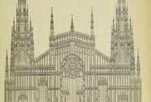 Archivio della Veneranda Fabbrica del Duomo di Milano / The archive complex at the Veneranda Fabbrica del Duomo di Milano