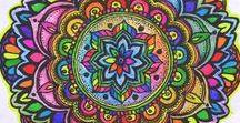 Meditation Mandala / Mandalas