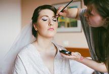 Wed makeup / Beauty