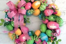 Easter! / Easter crafts and Ideas