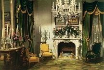 Movie sets and tv interiors or could be / Inspiring  / by Lu-Jean Clæspįêr-Tatragh