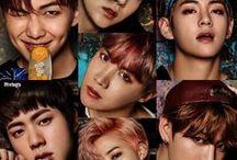 ✨❤️ BTS ❤️✨ 방탄소년단 / #bts #bangtanboys #jin #rapmonster #suga #jhope #jimin #taehyung #jungkook