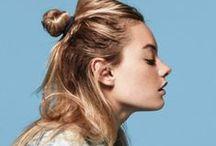 ~ 💙 H A I R 💙 ~ /  #hair  #hairstyles