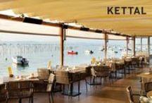 LA VUELTA AL MUNDO CON KETTAL / Cafés, restaurantes y hoteles al rededor del mundo que brindan experiencias gastronómicas y de confort. ¡INSPIRATE!