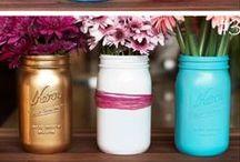 At Home Ideas: Mason Jars