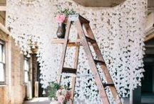 DIY wedding ideas / A board for all things DIY for a wedding