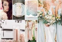 Wedding Themes and Colour Palettes / Wedding themes, colour schemes and ideas