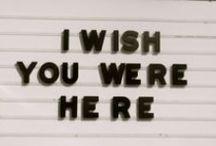 Love <3 / Quand je pense à vous ... <3