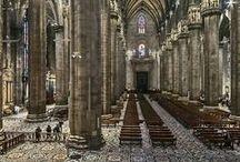 Gothic Cathedrals / Cattedrali Gotiche in Europa e nel mondo - Gothic Cathedrals around Europe and the World