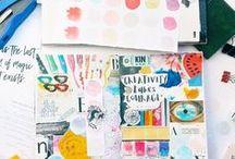 Get Messy - An Art Journal