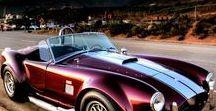 Vintage Cars / I love vintage cars
