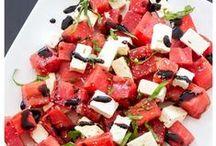 Salad Recipes / Salad recipes for every season.
