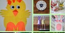 All things Easter / Easter Recipes, crafts, DIY.