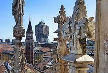 """Terrazze del Duomo di Milano - Milan Duomo rooftop terraces"""""""