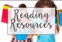 Reading / From reading activities and strategies for improving reading comprehension to anchor charts and reading stations, this is a collection of classroom resources and teaching ideas to help teachers plan and teach reading.
