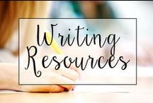 Writing / From classroom writing prompts to student feedback ideas, this is a collection of classroom resources and teaching ideas to help my fellow teachers plan for teaching writing.