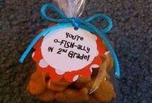 Classroom Gifts / by Kari Plaats