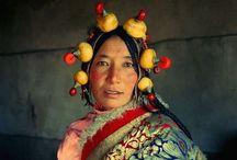 ||| Grand Bazaar ||| / Ethnic jewelry and traditional textiles. Asia, India, Himalayas, Tibet, Ladakh, Nepal, Uzbekistan, Turkmenistan, Turkey, China, Afghanistan, North Africa, Yemen, Oman / by Pauline van Eijle