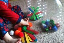 Tot School & Early Learning Ideas