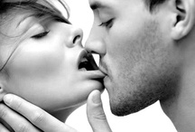 basorexia / an overwhelming urge to neck or kiss; a strong craving or hunger for kissing / by Julie