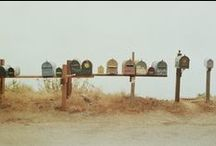 i heart mail / by Julie
