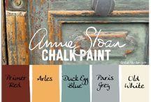 Color Pallette / Get Inspired! / by Loreen Álvarez Browne
