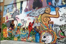 Paris East Street Art / Street Art in the East of Paris