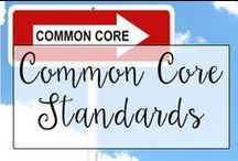 Common Core Standards / Common Core is a huge part of education! This board is focused on providing tools for understanding Common Core Standards, teaching parents about Common Core and resources for implementing Common Core lesson plans.