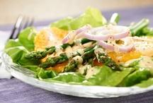 Salad / Veggie Salads  / by Brenda Law